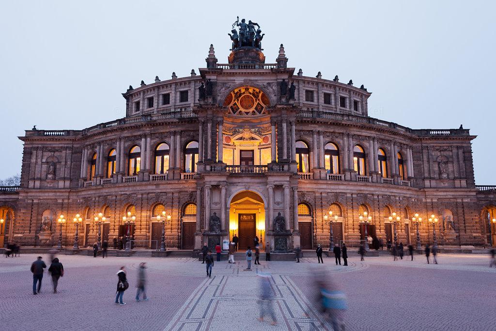 Dresden: Semperoper
