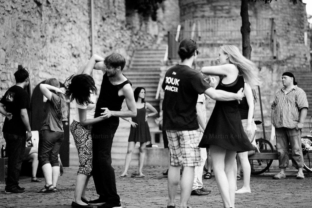 Jena: Dança