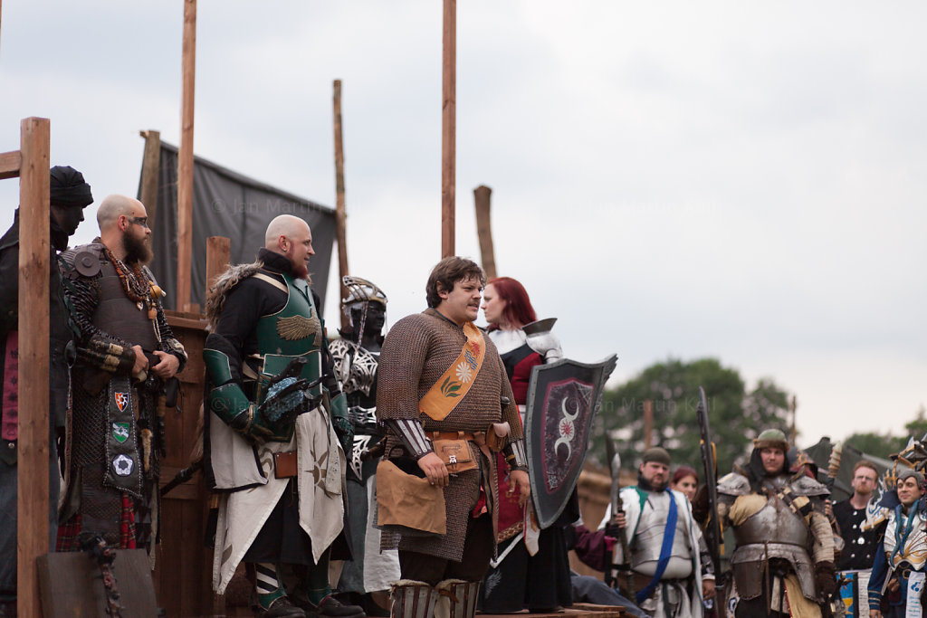 Conquest 2013: Nordlager