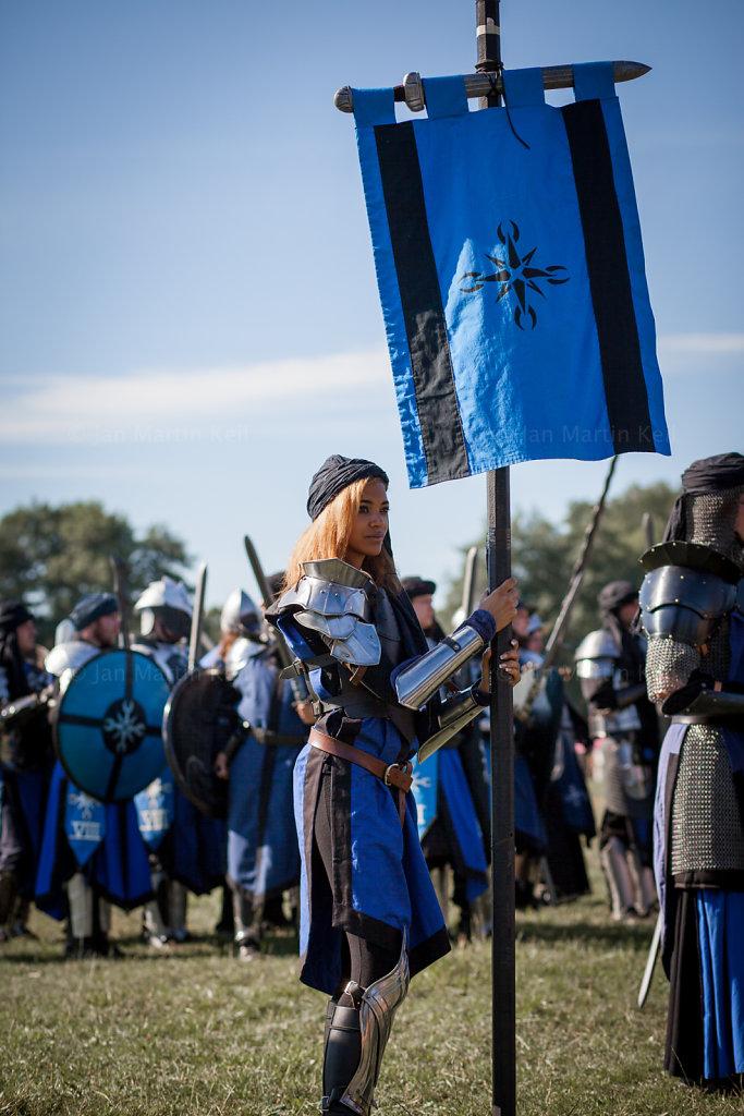 Conquest 2013: Schlacht