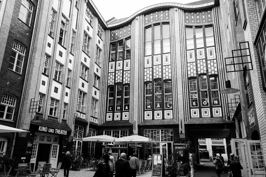 Berlin: Hackesche Höfe