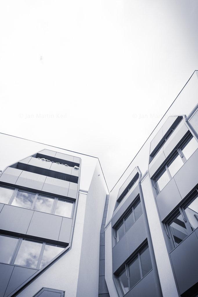 Jena: Moderne Architektur