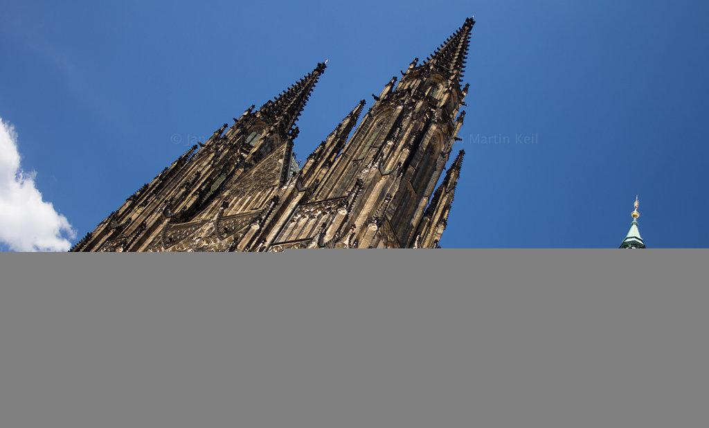 Prag: Veitsdom