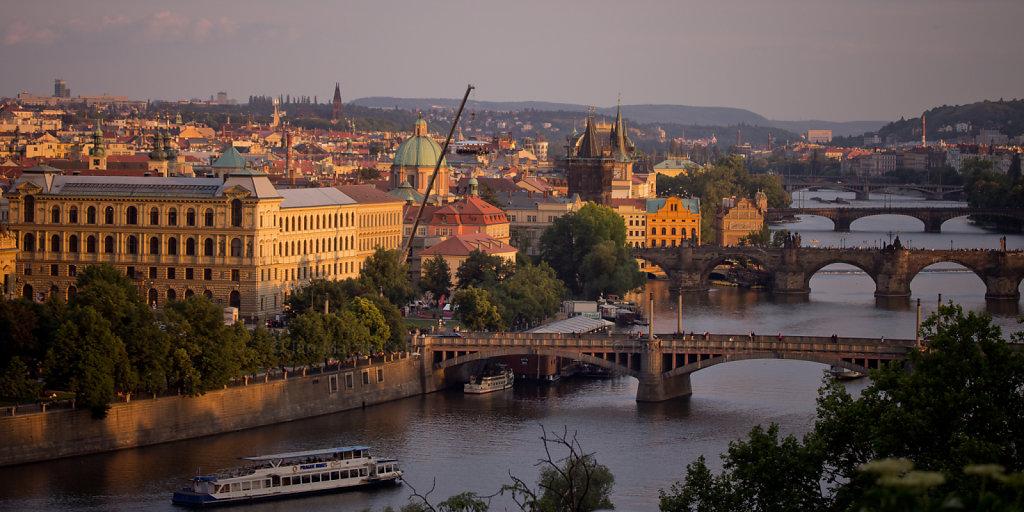 Prag: Prags Brücken