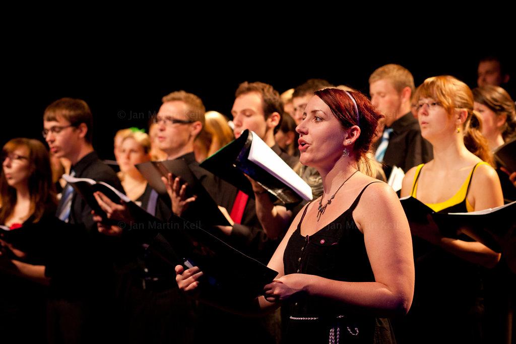 Psychochor: Sing mal wieder