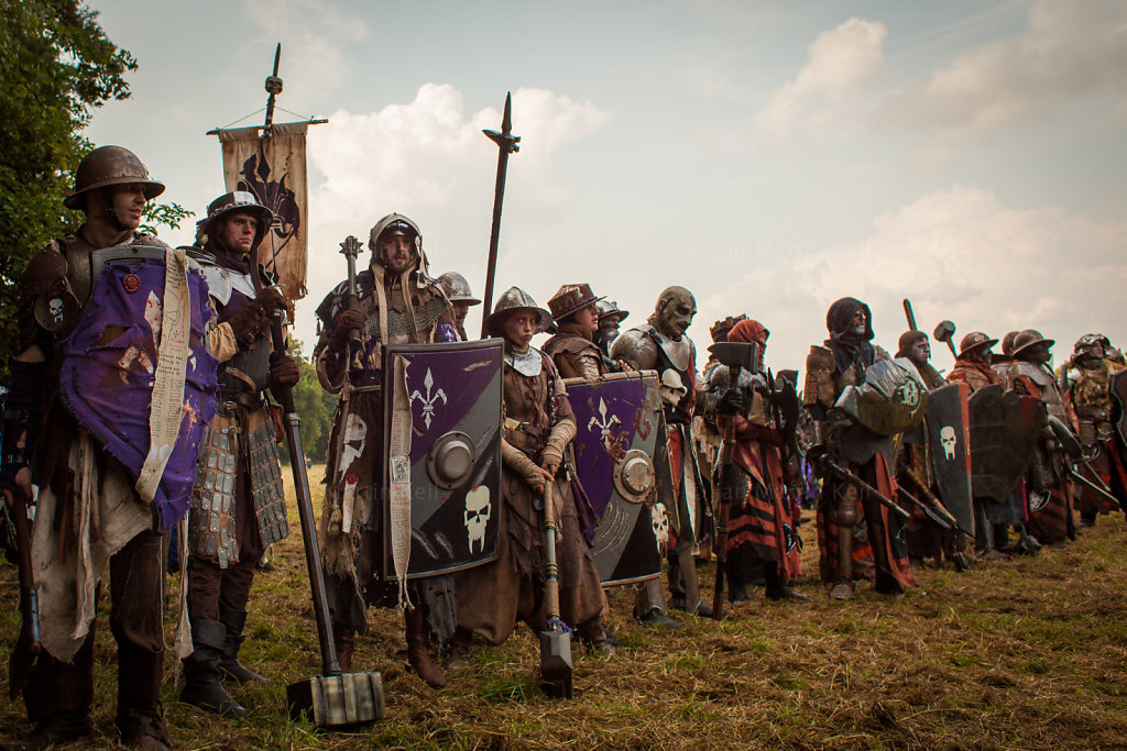 Conquest 2014: Schlacht