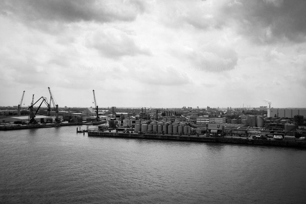 Norderelbe & Hafen